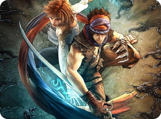 Omslagsbild till Prince of Persia